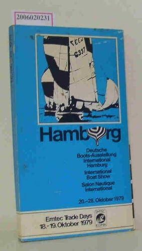 Deutsche Boots-Ausstellung International Hamburg 1979 International Boat