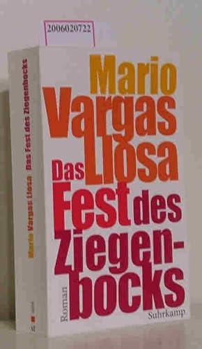Das Fest des Ziegenbocks: Mario Vargas Llosa: