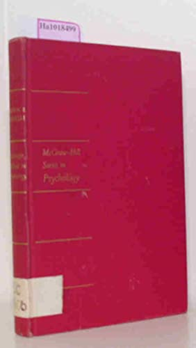 Scientific Method in Psychology. (McGraw-Hill Series in: Brown, Clarence W.