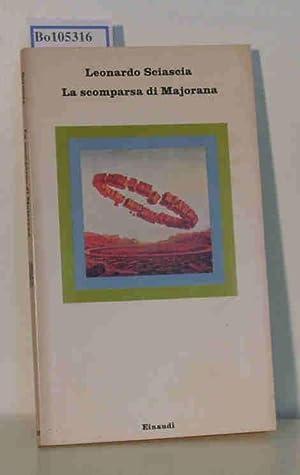 La scomparsa di Majorana: Sciascia, Leonardo: