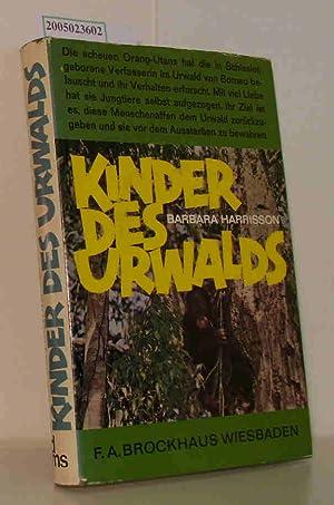 Kinder des Urwaldes: Harrisson, Barbara: