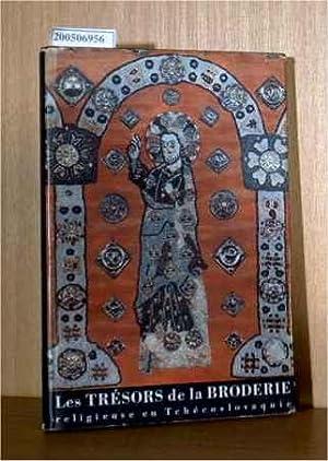 Les Trésors de la Broderie religieuse en: Zoroslava Drobná: