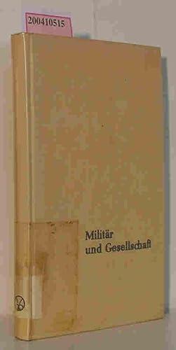 Militär und Gesellschaft Morris Janowitz Roger W.: Janowitz, Morris Little,