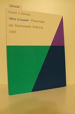 Wim Crouwel. Kunst und Design. Preisträger der