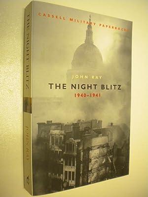 The Night Blitz, 1940-1941: Ray, John