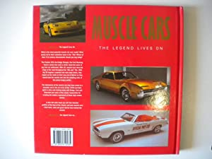 MUSCLE CARS THE LEGEND LIVES ON: NIK BERG