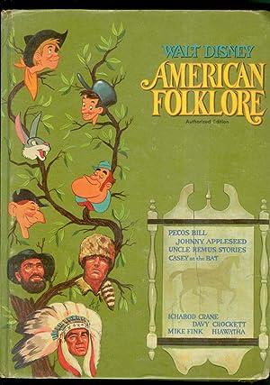 Walt Disney American Folklore: Betty Ren Wright
