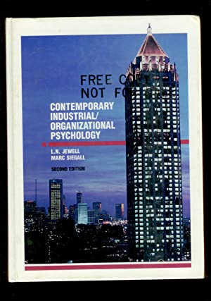 Contemporary Industrial and Organizational Psychology (Signed Copy): Marc Siegall &