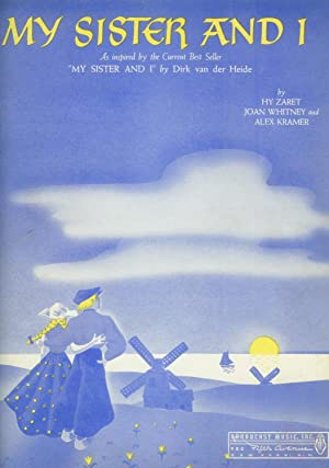 My Sister And I / Sheet Music: Joan Whitney, Alex