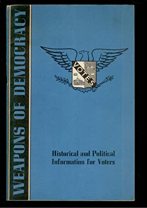 Weapons Of Democracy/ Historical & Political Information: Everett Pulp &