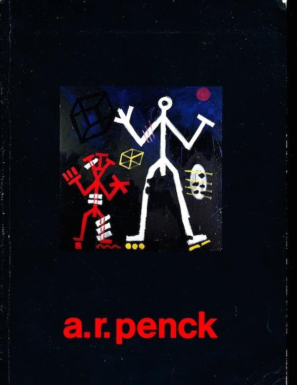 A. R. Penck (German Edition): Sascha Anderson, A. R. Penck, Thomas Kirchner, et al.
