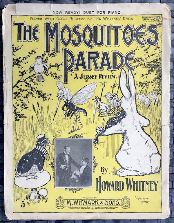 The Mosquitoes Parade (A Jersey Review)