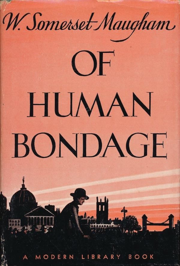 Of Human Bondage by W. Somerset Maugham: Very Good Hardcover (1942) |  Randall's Books