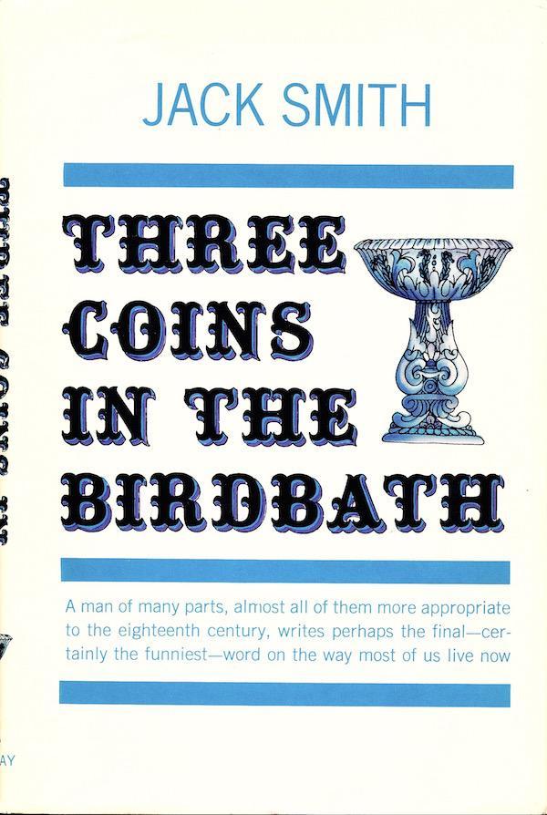 Three Coins In The Birdbath