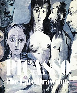 Picasso: The Late Drawings: Hoffeld, Jeffrey