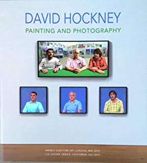 David Hockney Painting and Photography