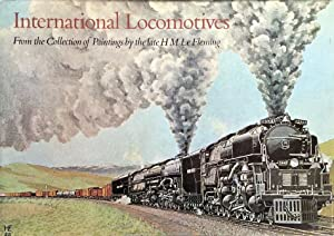 International Locomotives - From The Collection Of: A. E. Durrant