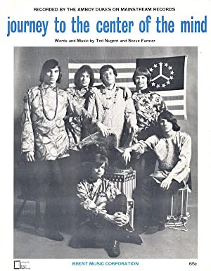 Journey To The Center Of The Mind - Recorded by the Amboy Dukes on Mainstream Records