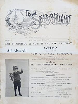 The Searchlight Vol. 2, #7 - June 1896