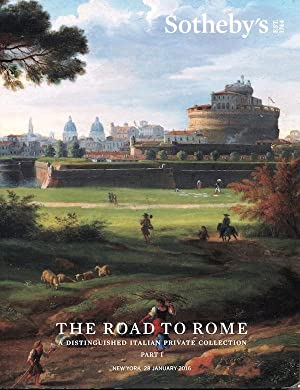 The Road To Rome: A Distinguished Italian Private Collection, Part 1 - New York, 28 January 2016