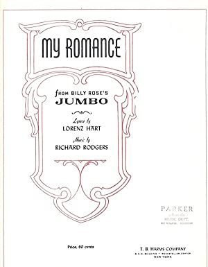 My Romance - from Billy Rose's JUMBO