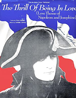 The Thrill of Being in Love (Love theme of Napoleon and Josephine from the motion picture 'Napole...
