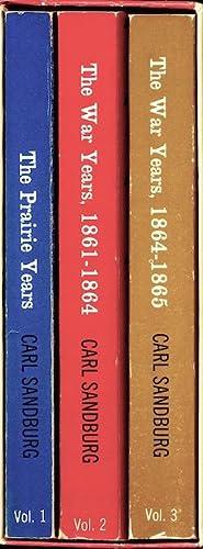 Carl Sandburg's Abraham Lincoln - 3 Volume: Carl Sandburg