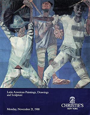 Latin American Paintings Drawings and Sculpture Monday, November 21, 1988 (Sale: EMILIO - 6716)
