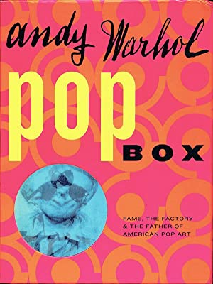 Andy Warhol Pop Box: Fame, the Factory, and the Father of American Pop Art
