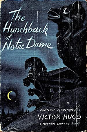 The hunchback of notre dame burlington books