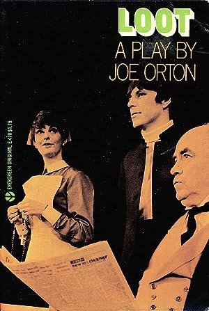 Loot: A Play: Joe Orton