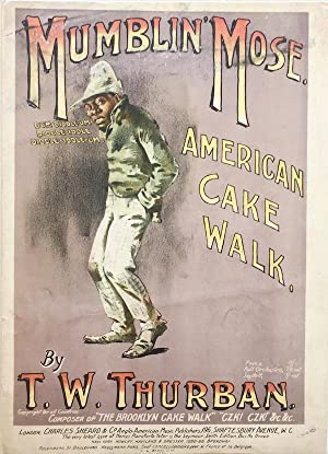 Mumblin' Mose (Dum-Diddle-Um-Diddle-Iddle Diddle-Iddle-Dum): American Cake Walk