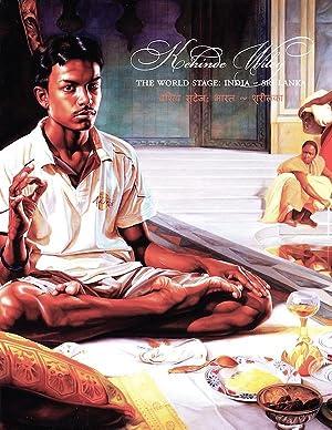 Kehinde Wiley: The World Stage, India, Sri: Gayatri Sinha, Kehinde