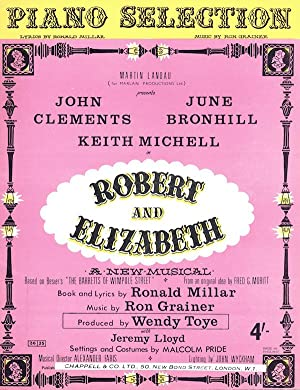 Robert And Elizabeth (Piano Selection)