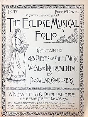 The Eclipse Musical Folio, No. 37