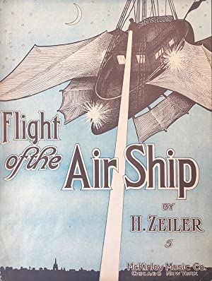 Flight Of The Air Ship