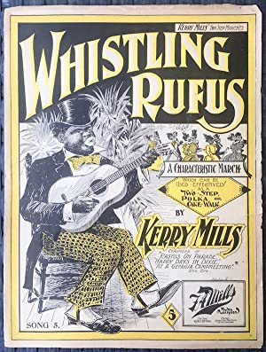 Whistling Rufus (A Characteristic March)