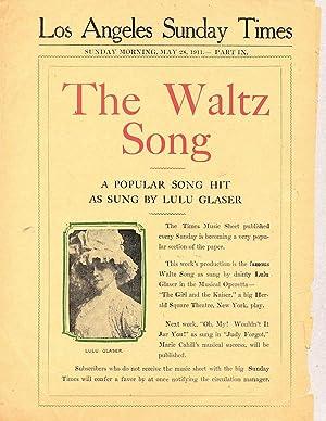 The Waltz Song: Bernhard Buchbinder, Georg