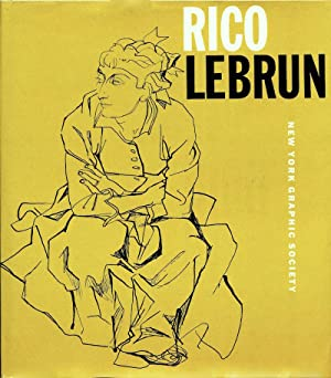 Rico Lebrun (1900-1964): An Exhibition of Drawings,: Henry Seldis, Peter
