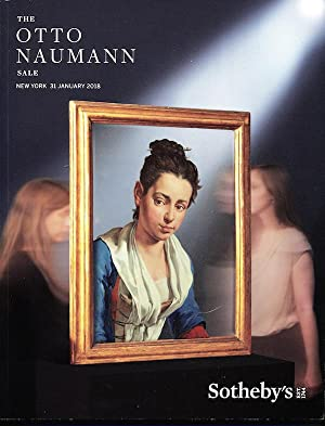 The Otto Naumann Sale, New York 31 January 2018 (Sale N09810)