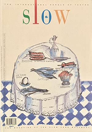 Slow: The Magazine Of The Slow Food Movement Issue #19 (October, November December 2000)