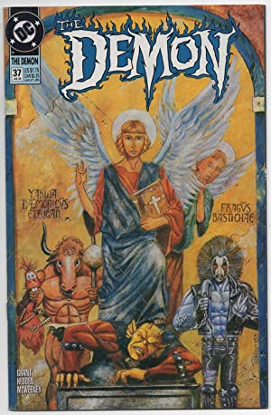 The Demon #37 - July 1993 (The Eternity Quest: Part Seven)