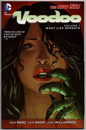 Voodoo - Vol 1 - What Lies Beneath (Trade Paperback)