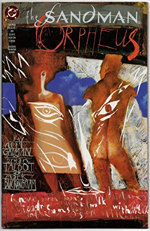 The Sandman Special #1 - The Song of Orpheus.