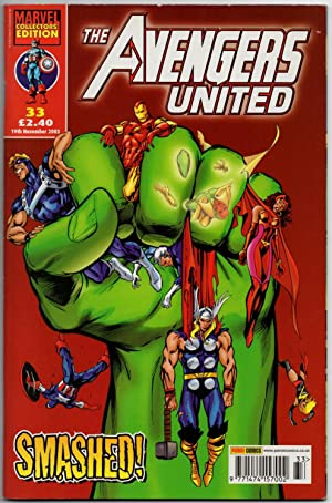 The Avengers United #33 - 19th November 2003 - Marvel Collectors' Edition.