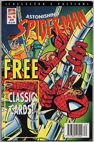 Astonishing Spider-Man No.10 - 24th July 1996 - Collector's Edition - (No Free Cards)