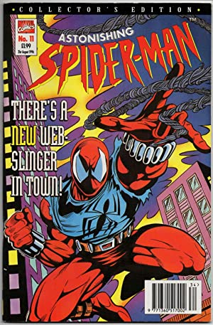 Astonishing Spider-Man No.11 - 21st August 1996 - Collector's Edition.