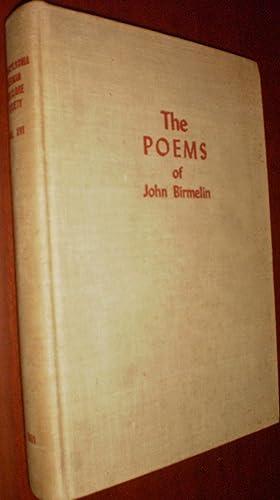 The Poems of John Birmelin - Pennsylvania: John Birmelin; Preston