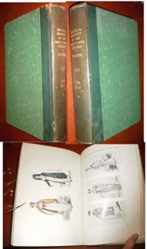Modes & Manners Of The Nineteenth Century As Represented In The Pictures And Engravings Of The Ti...