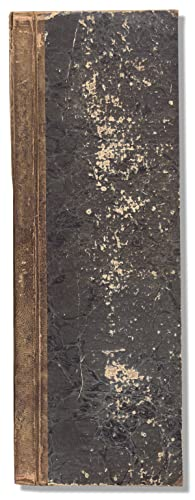 [1855-1881 Manuscript Account Book owned by Swedish-American, carpenter and cabinetmaker, Olof Pe...